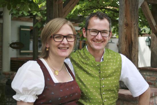 Gastgeber Maria & Hans-Peter
