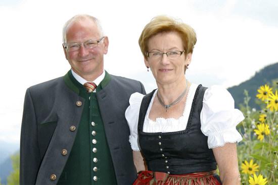 Gastgeber Resi & Hans