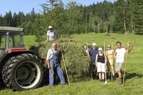 Bio-Bauernhof Langbruckgut - Eben im Pongau