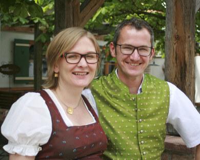 Familie Buchsteiner vom Langbruckgut in Eben im Pongau