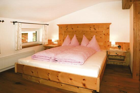 Ferienwohnung Schwalbennest - Langbruckgut - Ferienwohnungen in Eben