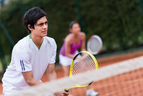 Tennis spielen in Eben im Pongau
