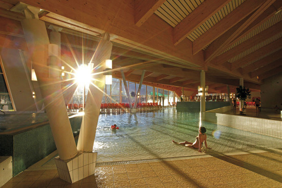 Therme Amadé in Altenmarkt, Salzburger Land