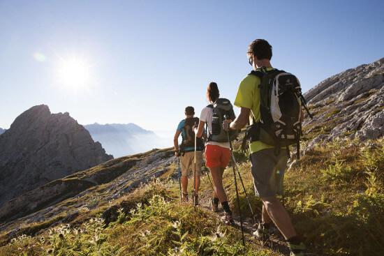 Wanderurlaub im Salzburger Land, Eben im Pongau