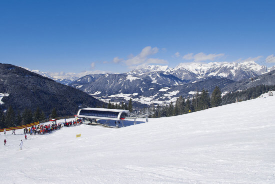 Skiurlaub im Ski amadé - Monte Popolo in Eben
