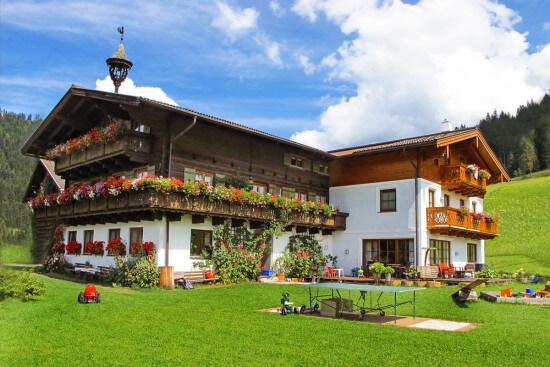 Zimmer & Ferienwohnungen im Biobauerhof Langbruckgut - Eben im Pongau